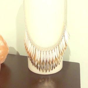 Jewelry - Beautiful Fringe Inspired Necklace